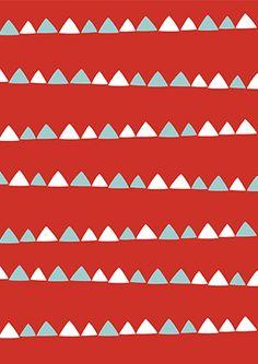 Pikku Kakkosen tulostettavia joulupapereita askarteluun: Kolmiorivit 1. Free printable patterns. lasten | askartelu | joulu | käsityöt | koti | DIY ideas | kid crafts | christmas | home | Pikku Kakkonen Printable Paper, Paper Cutting, Diy Gifts, Free Printables, Christmas Crafts, Illustrations, My Favorite Things, Pattern, Cards