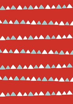 Pikku Kakkosen tulostettavia joulupapereita askarteluun: Kolmiorivit 1. Pikku Kakkonen / joulu 2014