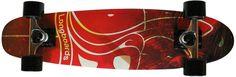 Skateboards-Complete 16264: Paradise Bubble Calligraphy Cruiser Skateboard Silvertrucks/Black Wheels/Abec 9 -> BUY IT NOW ONLY: $64.95 on eBay!
