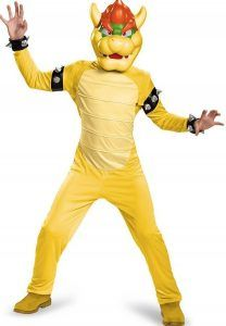 The Super Mario Brothers Bowser Deluxe Boys Costume is the best 2019 Halloween costume for you to get! Everyone will love this Boys costume that you picked up from Wholesale Halloween Costumes! Bowser Halloween Costume, Bowser Costume, Costume Garçon, Boy Costumes, Halloween Costumes For Kids, Halloween 2015, Adult Costumes, Halloween Party, Pokemon Costumes