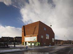 PELICAN SELF STORAGE | tetris A/S, Entasis | Copenhagen, Denmark