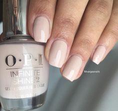 OPI Infinite Shine 2 Nail Gel-Lacquer Long-Wear Polish TIRAMISU FOR TWO 15mL #OPI #longnails