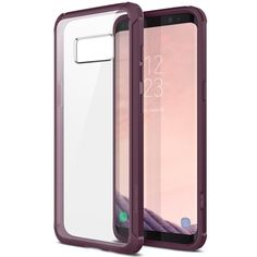 New arrival: Obliq Naked Shiel... Order now! http://www.myphonecase.com/products/obliq-naked-shield-samsung-galaxy-s8-plus-case-plum-orchid?utm_campaign=social_autopilot&utm_source=pin&utm_medium=pin
