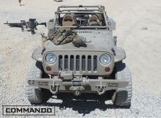 COMMANDO® is an ultra light tactical vehicle distinguished by Safety, Versatility, and Affordability.