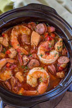 Crock Pot Jambalaya TODAY Com. Slow Cooker Jambalaya Recipe SimplyRecipes Com. Easy Slow Cooker Chicken And Shrimp Jambalaya Sarah's . Home and Family Crockpot Dishes, Crock Pot Slow Cooker, Crock Pot Cooking, Cooking Recipes, Crockpot Meals, Crock Pot Gumbo, Chicken Stew Slow Cooker, Cooking Ideas, Slow Cooker Steak