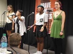 """Los Angeles - """"Woman Card"""" - Brave New Voices 2016 - YouTube"""