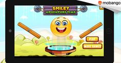 Smiley Adventure Time - Best Smiley Game of present time A Must have Game. Addicting hours of game play! Install on your #Android now: http://www.mobango.com/download-smiley-adventure-time-games/?track=Q106X2433&cid=1988379