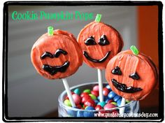 Frighteningly Fun Halloween Food and treat ideas