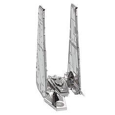 Star Wars: The Force Awakens Kylo Ren Command Shuttle Metal Earth Model  $16.95