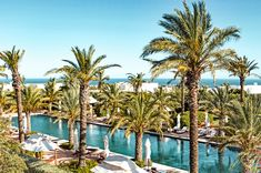 Urlaub in Andalusien: Finca Cortesin wieder offen - The Chill Report Luxury Spa Hotels, Hotels And Resorts, Luxury Escapes, Luxury Villa, Hotel Marbella, Marbella Spain, Holiday Competitions, Beste Hotels, Great Hotel