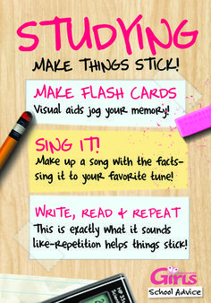Can't seem remember your study material? Use this 3-fold process to make sure the memory sticks.