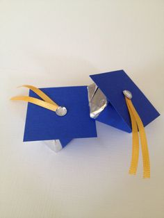 graduation hat card box instructions