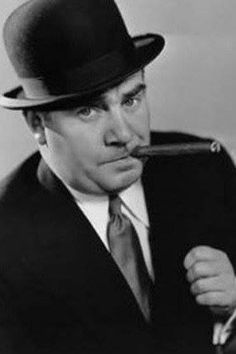 Edward Santree Brophy (February 27, 1895 – May 27, 1960) was an American character actor, voice artist, and comedian. Small of build, balding, and raucous-voiced, he frequently portrayed dumb cops and gangsters, both serious and comic.