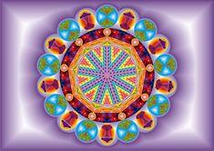 Pôster Mandala Proteção - ologia: Esta Mandala possui símbolos especiais que remetem à proteção, auxilia na meditação e expansão da consciência.  A Proteção que intimamente todos buscam sempre está ligada a evolução espiritual por meio do crescimento interior, este crescimento trás a força e na força sente-se a proteção.  Com a proteção espiritual o buscador sente ativada as energias de ação e intuição, os níveis de consciência são ampliados e os....