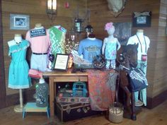 New lobby display is up.  Check out all the great new items!  Something for the whole family!
