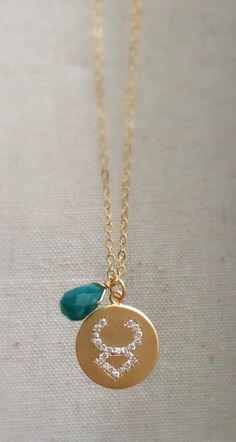 Zodiac and Birthstone Astrological Sign by stitchandstonedesign, $35.00 , more cool astrology photos and memes here http://www.astrologylove.net