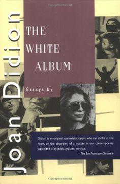 1979: arguably best female essayist of modern era, Didion stuns w/ this collection; she catalogues nervous breakdown in titular essay, but she also takes on women's movement, Georgia O'Keefe, & Ronald Reagan; infamous packing list alone makes The White Album necessary reading
