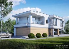 Hausprojekt: LK&1466, Nutzfläche: 203.82 m2 - Das Unternehmen LK&Projekt GmbH ist der Exklusivpartner des ausgezeichneten polnischen Architekturbüros von dem prominenten Architekten Leszek Kalandyk für Deutschland. Wir sind auch im Bereich von ganz Westeuropa tätig. Mit 25 Jahren Erfahrung bei der Gestaltung von modernen Häusern, die Designs von Herr Kalandyk verdienten in ganz Europa große Anerkennung.