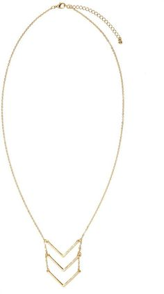 Love this: Get To The Point Necklace @Lyst