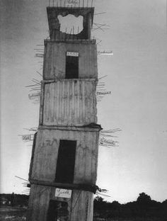 bensozia: Anselm Kiefer's Tottering Towers