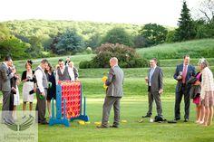 Wedding outdoor garden games