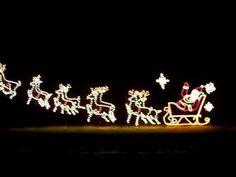 Oglebay Parks Festival of Lights in Wheeling WV Christmas