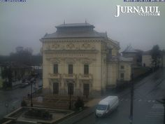 Caracal - Romania Live webcams City View Weather Teatrul National Caracal webcam operator http //www. Caracal, Euro, Louvre, Weather, City, Building, Travel, Voyage, Buildings