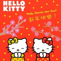 instagram post by hello kitty feb 19 2015 at 1141am utc chinese new year