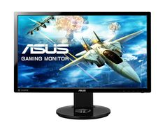 """Amazon.com: ASUS VG248QE 24"""" Full HD 1920x1080 144Hz 1ms HDMI Gaming Monitor: Computers & Accessories"""