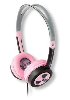 ifrogz pink Tonxix headphones $10.00