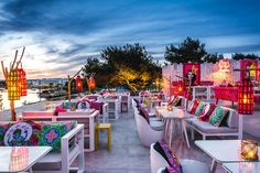 patchwork restaurant, sa punta ibiza