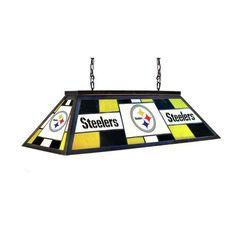 Imperial NFL 4-Light Billiard Light NFL Team: Pittsburgh Steelers
