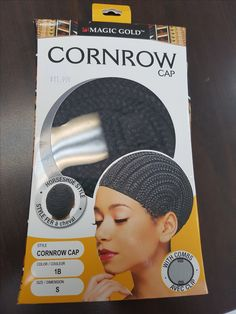 Cornrow Caps available. Great for Sew-In, glue-in cap weave, crochet and interlocking. Sew on the hair directly on the cap and wear it. Perfect for people who have short hair. Or for a protective style