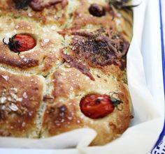 Brytbröd med fyllning