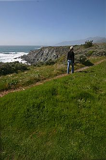 .:. Hiking in Big Sur - Jade Cove Trail .:.