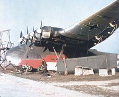 Messerschmitt Me 323 Gigant, pin by Paolo Marzioli Cargo Aircraft, Ww2 Aircraft, Military Aircraft, Air Fighter, Fighter Pilot, Fighter Jets, Luftwaffe, Aircraft Photos, Ww2 Planes