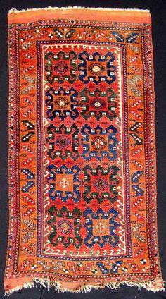 Turkish Rugs | Turkish Rugs: Notes on Antique Anatolian Gelveri Rugs