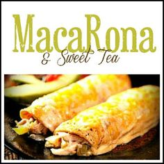 MacaRona and Sweet Tea: Chicken Enchilada Casserole with Green Chile Sauce This is THE STUFF! So awesome!