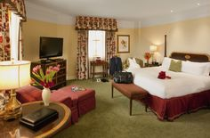Hermitage Grand Deluxe - The Hermitage Hotel, Nashville, Tennessee