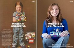 Girl From 1981 LEGO Ad Talks About LEGO's Abandonment of Gender Neutrality
