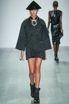 KTZ Spring 2015 Ready-to-Wear Fashion Show: Complete Collection - Style.com