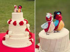 A Rockabilly Wedding: Kary + Josh
