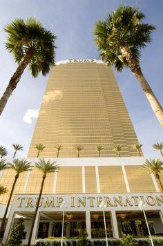 Trump Casino and Hotel - Las Vegas Trump Hotel Las Vegas, Las Vegas City, Las Vegas Hotels, Las Vegas Nevada, Las Vegas Vacation, Vegas Fun, Need A Vacation, Vacation Places, Vacation Memories
