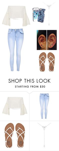"""Idk what to call this..."" by adriana4-life on Polyvore featuring Rosetta Getty, Glamorous, Billabong, KC Designs and Vera Bradley"