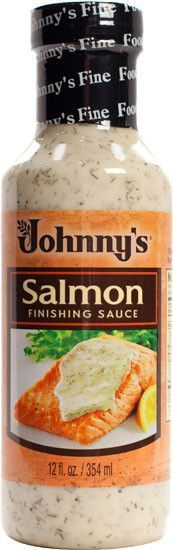 Johnny's Northwest recipe specifically designed for salmon. A creamy buttermilksauce with the robust flavor of dill. Sauce For Salmon, Specialty Foods, It Is Finished, Blue Style, Blue Design, City, Healthy, Recipes, Selfie