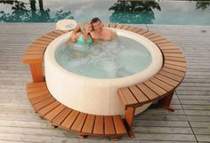 inground spas are cheaper when you use a pre fab drop in spa shell of fiberglass or acrylic