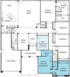 96 Best 2 Generation House Plans Images Dream Home Plans Dream