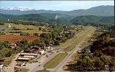 Remember Pigeon Forge Tennessee back then? Date unknown.