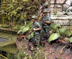 1/35 scale: Lost in Vietnam