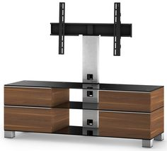 "Sonorous Mood TV Cabinet in Walnut for up to 60"" TVs  694"